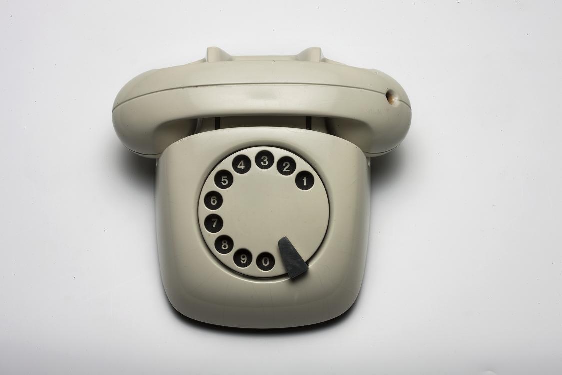 Olgierd Rutkowski, model telefonu, 1960, Wzr.v.172 MNW