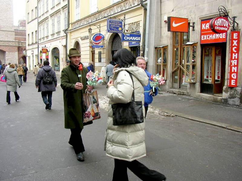Elżbieta Jabłońska, Święto kobiet