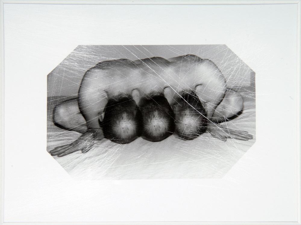 Konrad Kuzyszyn, Kondycja ludzka, 1988, dzięki uprzejmości artysty