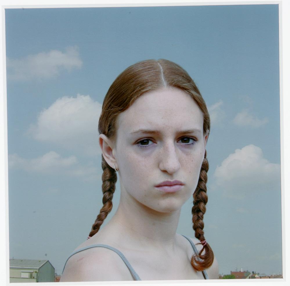 Loretta Lux, Portrait of a Girl, 2000, dzięki uprzejmości artysty