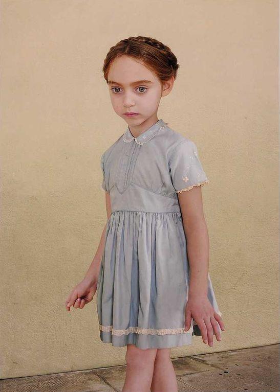 Loretta Lux, Ophelia, 2005, dzięki uprzejmości artysty