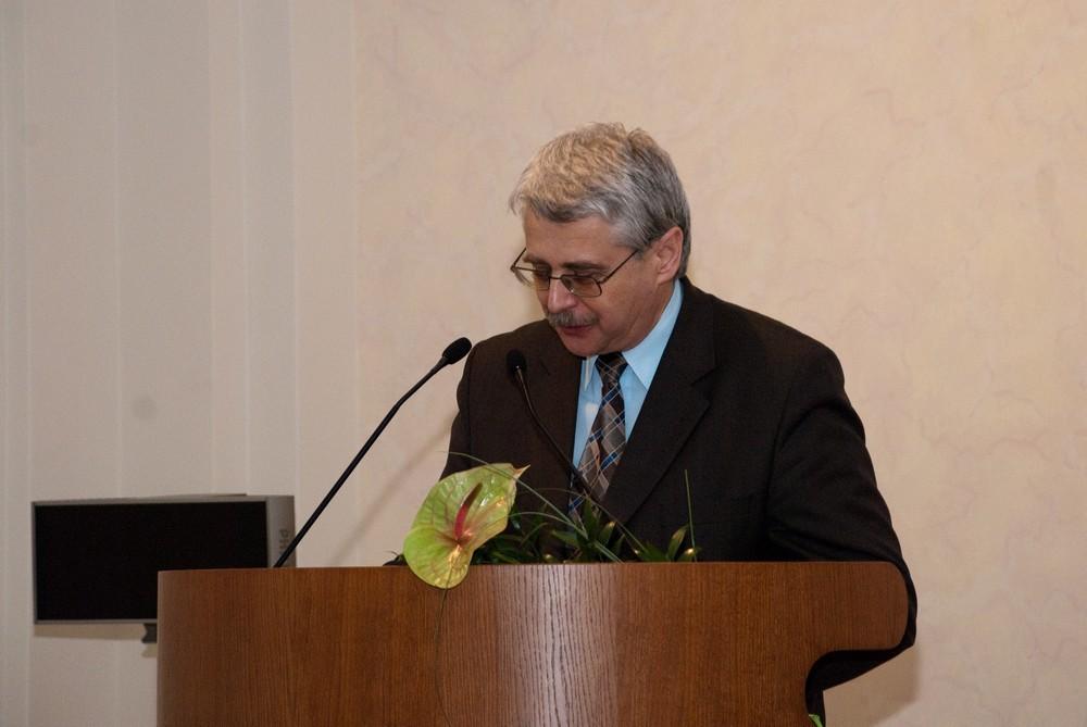 Jacek Purchla – dyrektor Międzynarodowego Centrum Kultury w Krakowie, fot. Zofia Waligóra