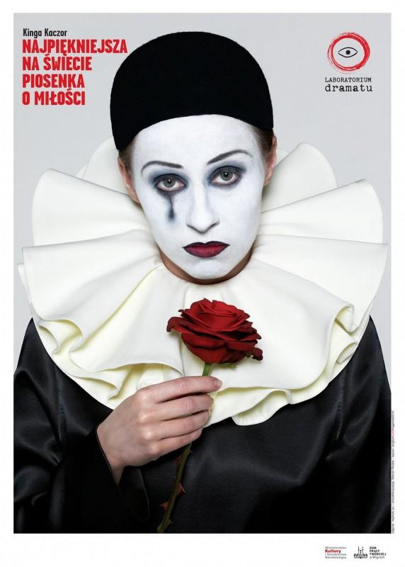 plakat Najpiękniejszej na świecie piosenki o miłości, fot. Piotr Wacowski/ Daniel Rudzki - Wrzeszcz&Magenta
