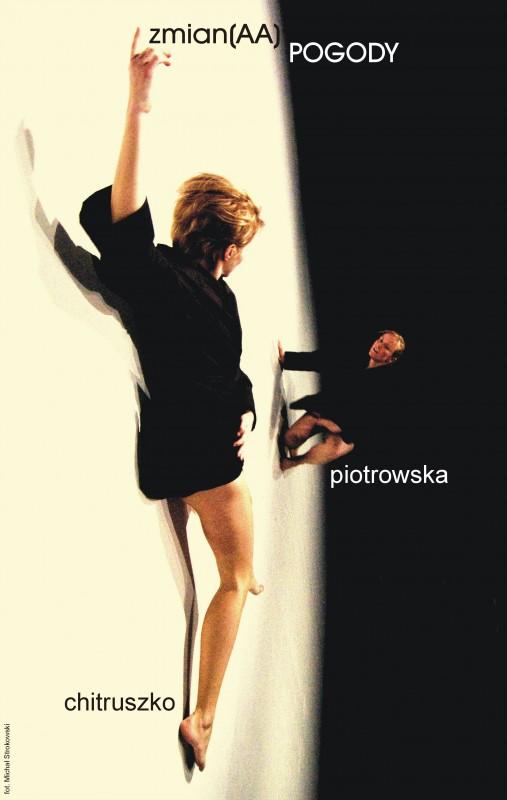 Anna Piotrowska i Joanna Chitruszko, zmian(AA) POGODY