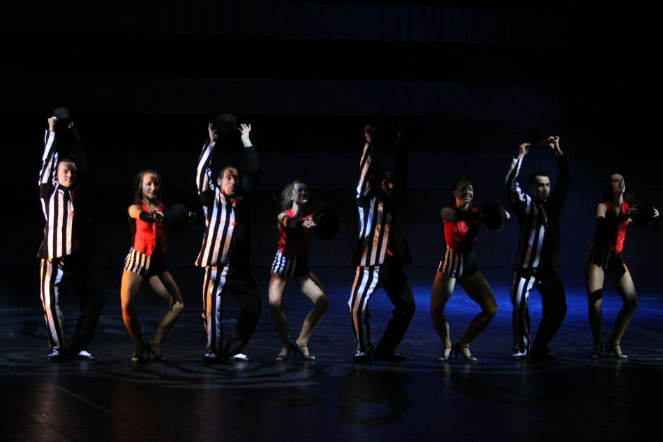 Kielecki Teatr Tańca, Dixie, fot. DW