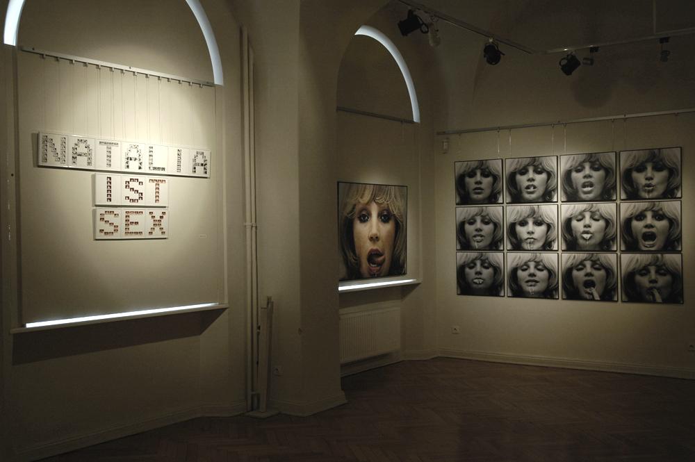 """Natalia LL, """"Opera Omnia"""", Muzeum Narodowe we Wrocławiu, fot. Joanna Sokołowska"""