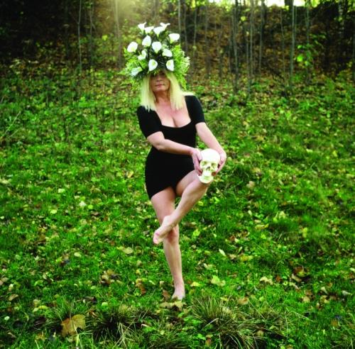 """Natalia LL, """"Brunhilda"""", 1993, ze zbiorów prywatnych artystki"""