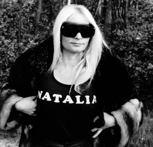 """Natalia LL, """"Monoch"""", ze zbiorów prywatnych artystki"""