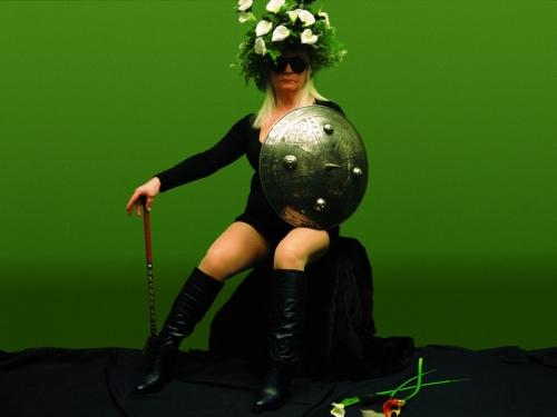 """Natalia LL, """"Transfiguracja Odyna"""", 2009, ze zbiorów prywatnych artystki"""