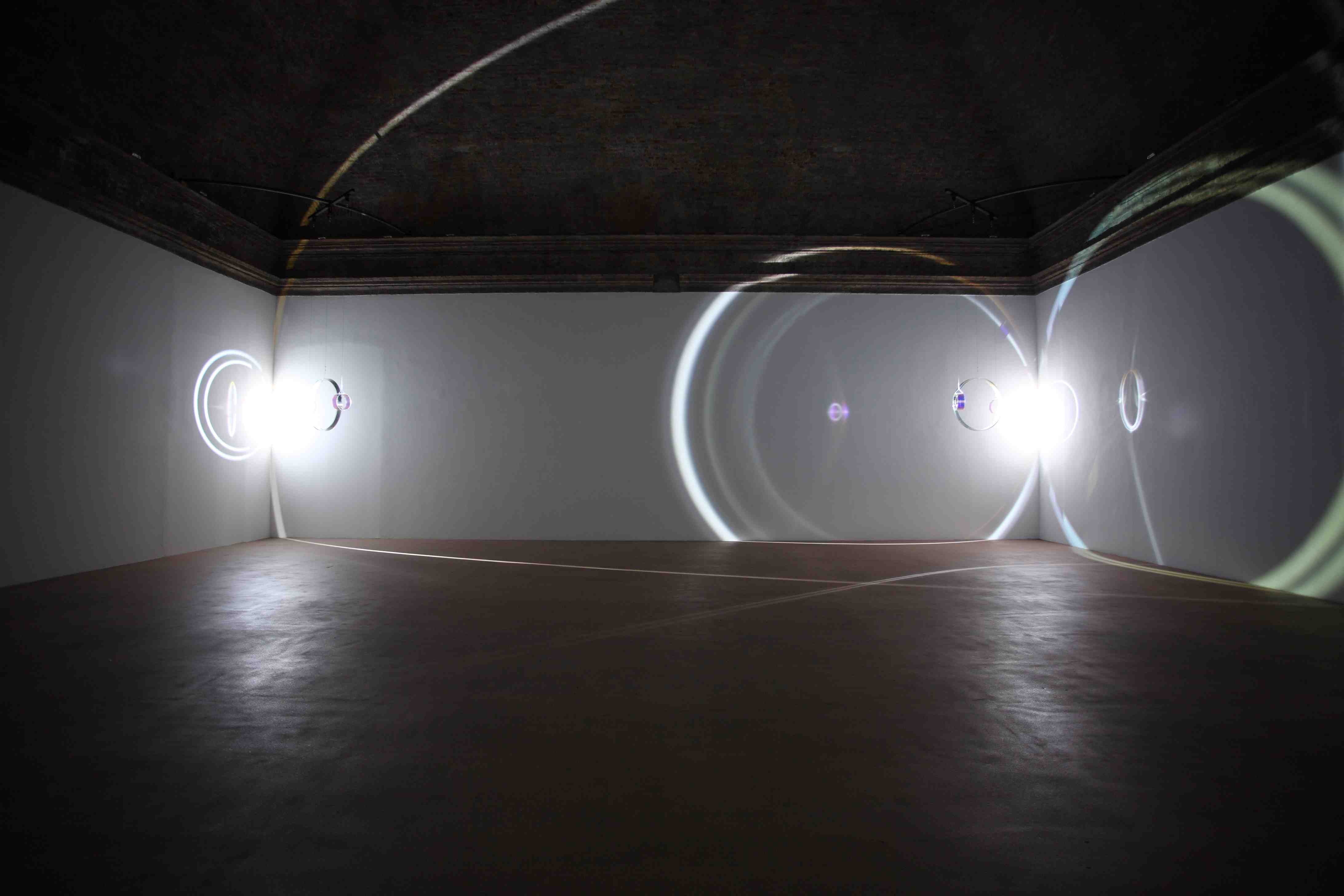 Olafur Eliasson, The sun has no money, 2008, Fondazione CRT per l'ArteModerna e Contemporanea – CRTon