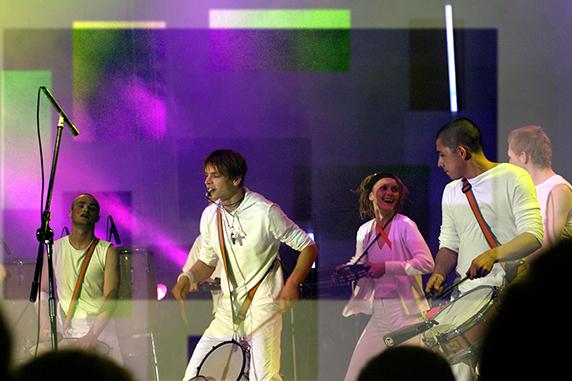 Ritomelodia wystąpi na 7. Międzynarodowym Festiwalu Perkusyjnym