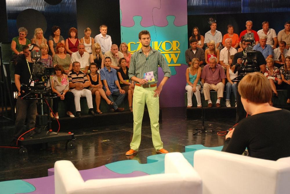"""""""Czukor Show"""" (reż. Tamás Dömötör)"""
