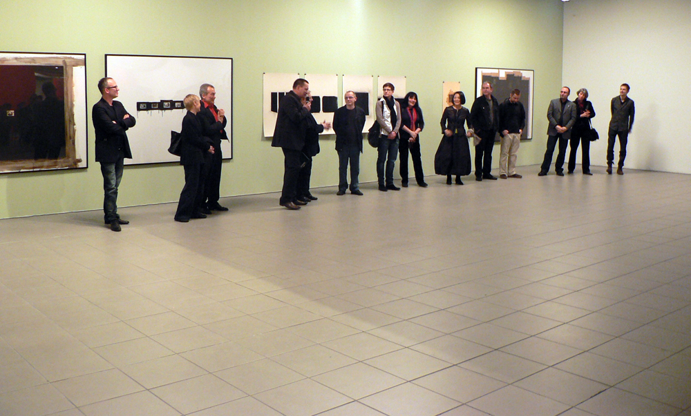 """Wernisaż wystawy """"Post Gauguin"""" w BWA Katowice"""