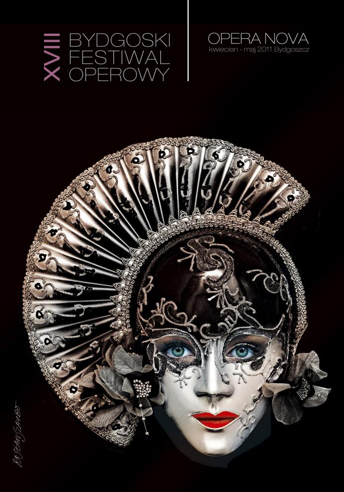 XVIII Bydgoski Festiwal Operowy, plakat