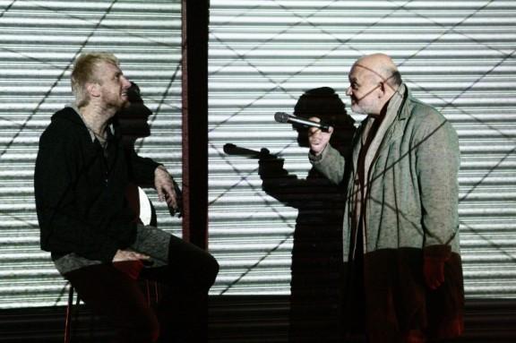 Don Kiszot, reż. Maciej Podstawny, fot. Maciej Podstawny
