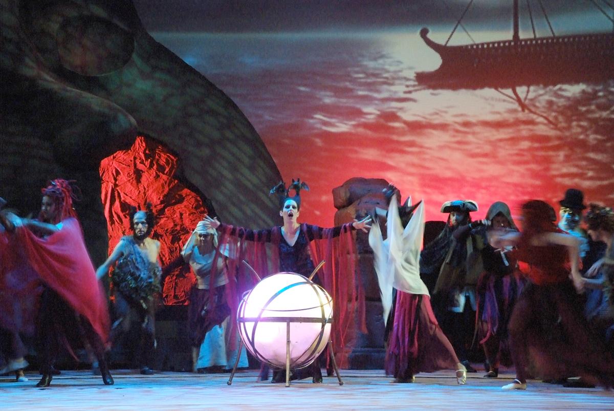 Dydona i Eneasz, Teatr Wielki z Łodzi