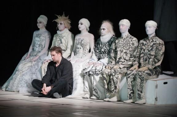 Hamlet, reż. Dmytro Bogomazow, fot. Alexander Druganov