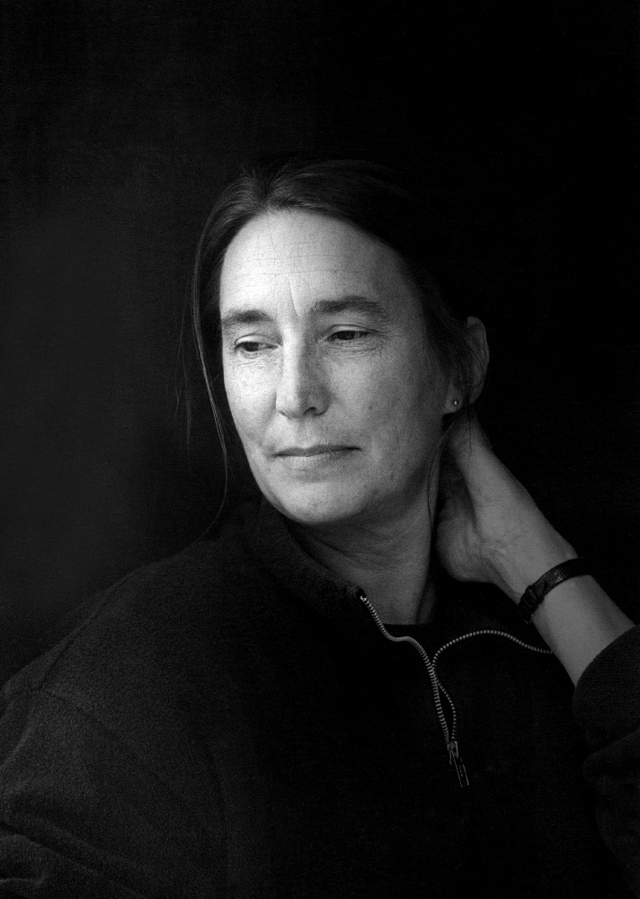 Portret Jenny Holzer, fot. Nanda Lanfranco