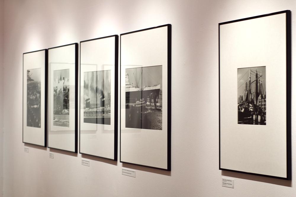 """Wystawa """"Andreas Feininger. Nowy Jork, lata czterdzieste"""" w MCK w Krakowie, fot. Joanna Sokołowska"""