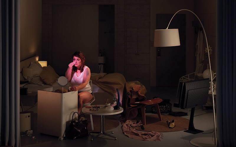 """In Sook Kim, """"Saturday Night"""", Out of Life"""