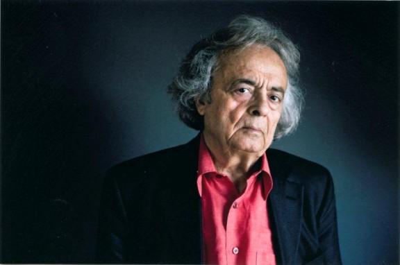 Adonis, arabski poeta i krytyk, gość Festiwalu Czesława Miłosza, materiały udostępnione przez Biuro Festiwalowe
