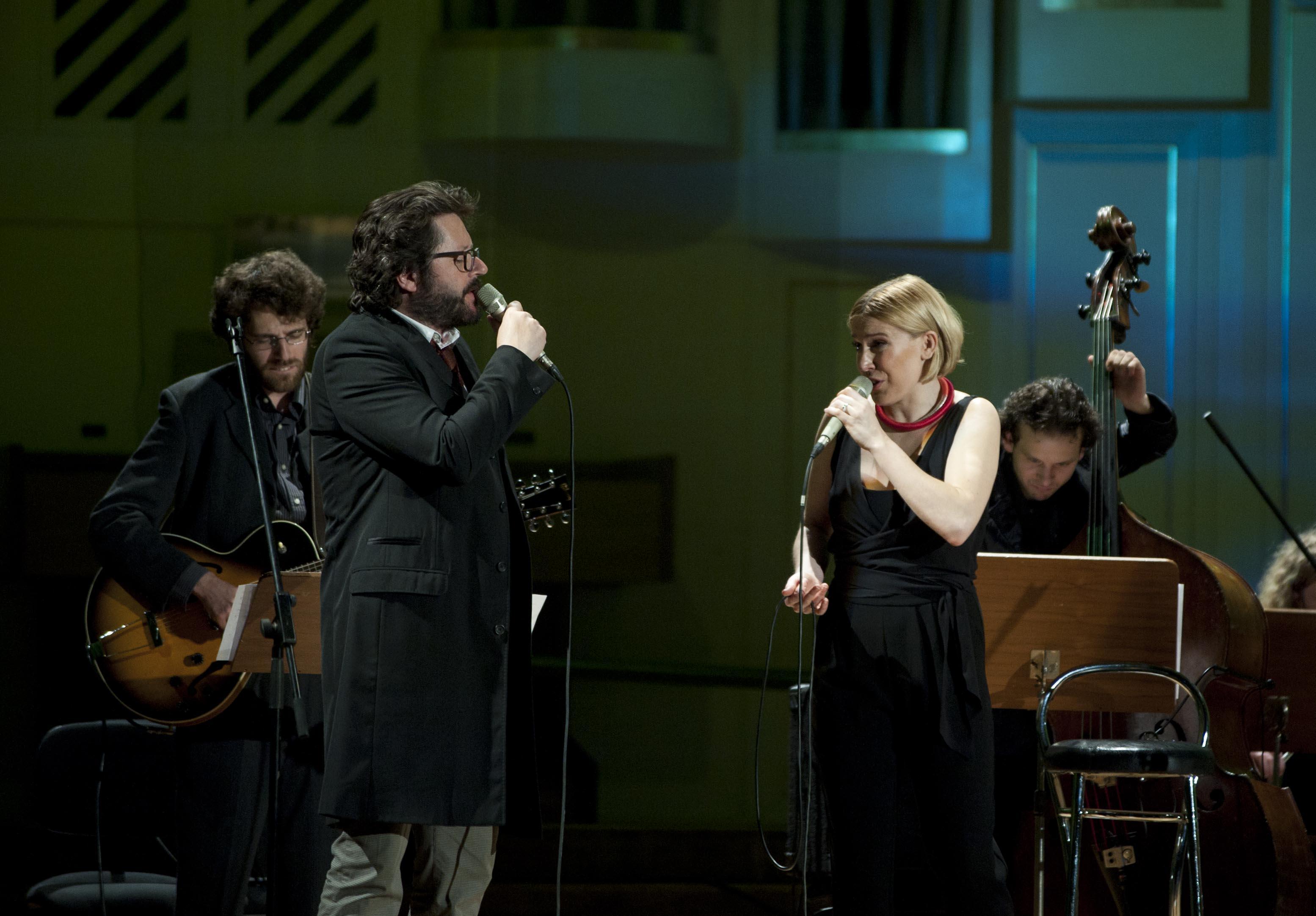 Aga Zaryan, koncert, fot. Paweł Ulatowski