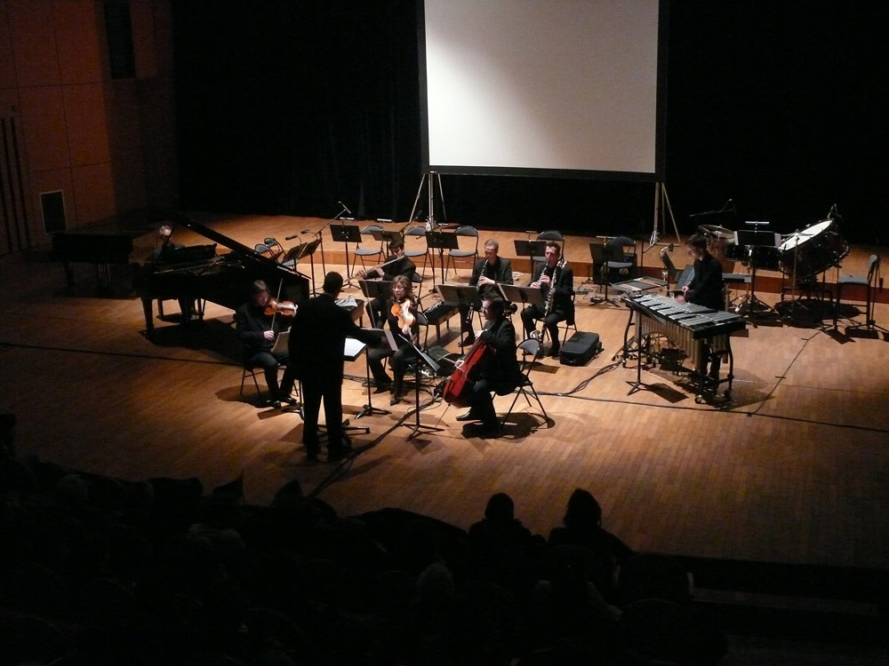 Ensemble Court-circuit (zdj. udost. przez organizatora NEM 2011)