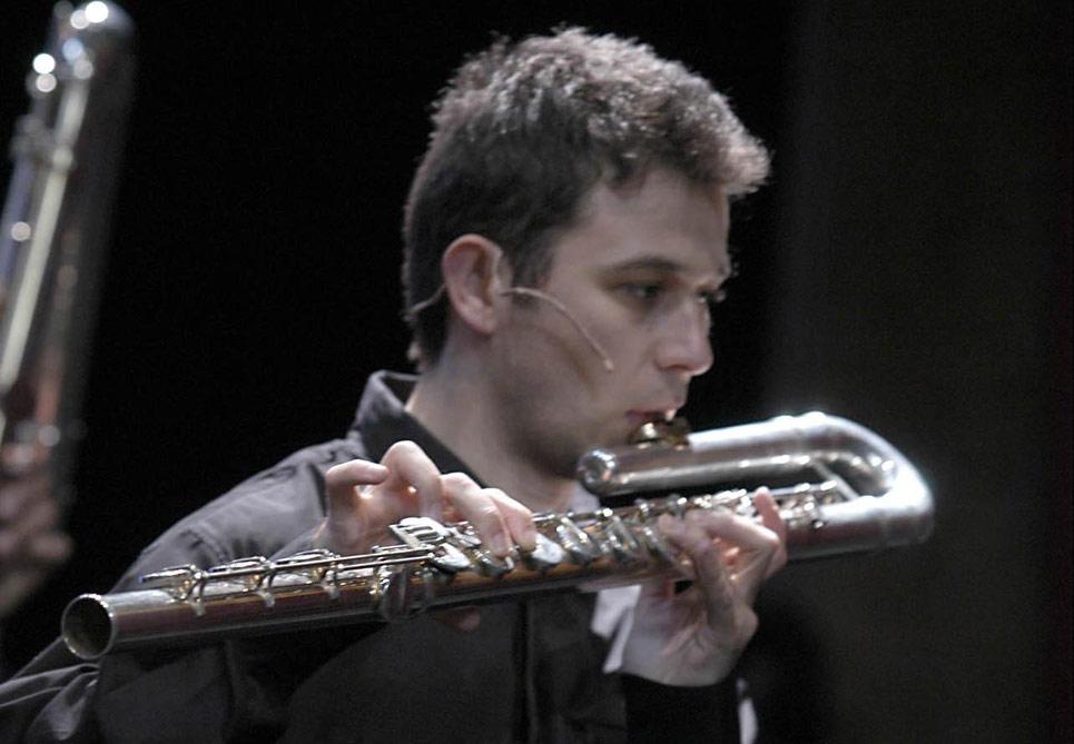 Fabrice Jünger (zdj. udost. przez organizatora NEM 2011)