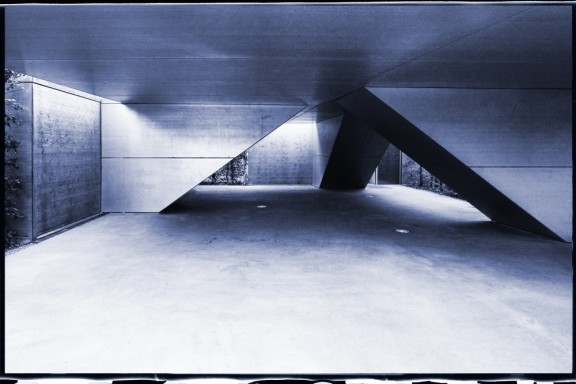 House of the Present, Allmann Sattler Wappner Architekten, 2005, Munich, Germany © Gordon Watkinson