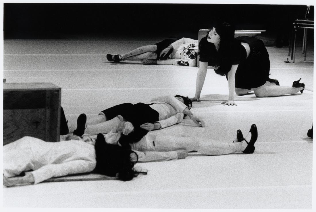 I apologise, Gisèle Vienne, fot. Mathilde Darel, materiały udostępnione przez organizatora