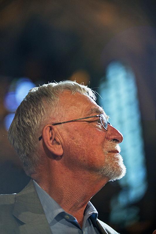 2. Festiwal Czesława Miłosza, Kościół Bożego Ciała, III wieczór poetycki, fot. Tomasz Wiech