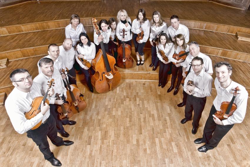 Wrocławska Orkiestra Kameralna LEOPOLDINUM (fot. Ł. Rajchert)
