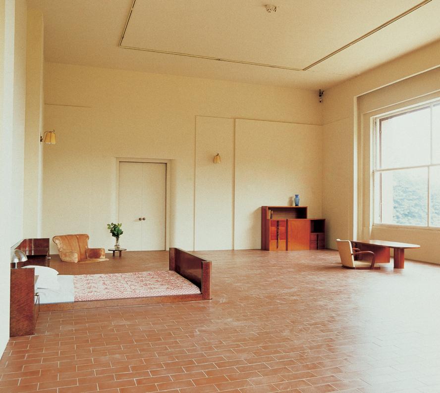 Massimo Bartolini, 40 cm higher, 1993–2001, Raised-up floor , Courtesy Fundação de Serralves, Porto
