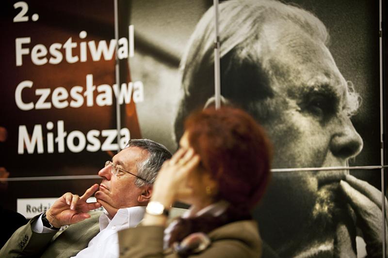 2. Festiwal Czesława Miłosza, O zgiełku wielu religii, fot. Tomasz Wiech