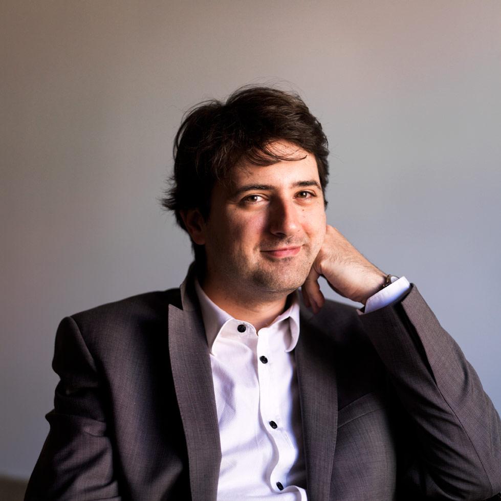 Bruno Mantovani (fot. Pascal Bastien)