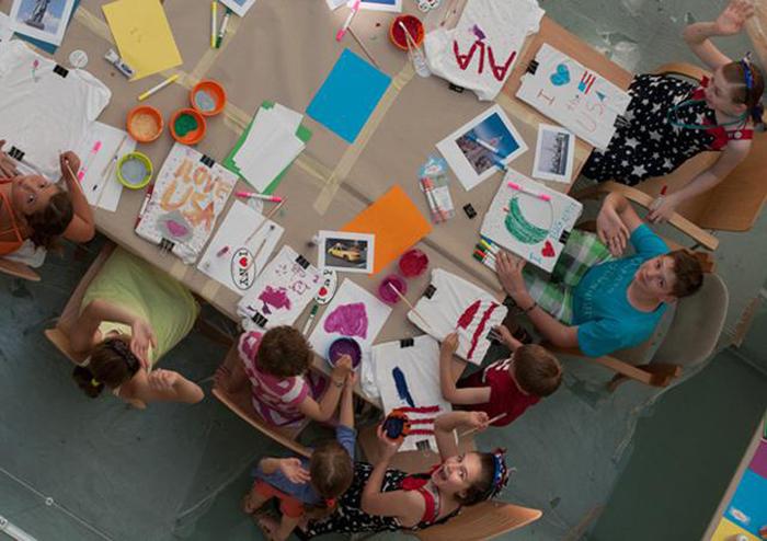 Warsztaty dla dzieci w MCK'u