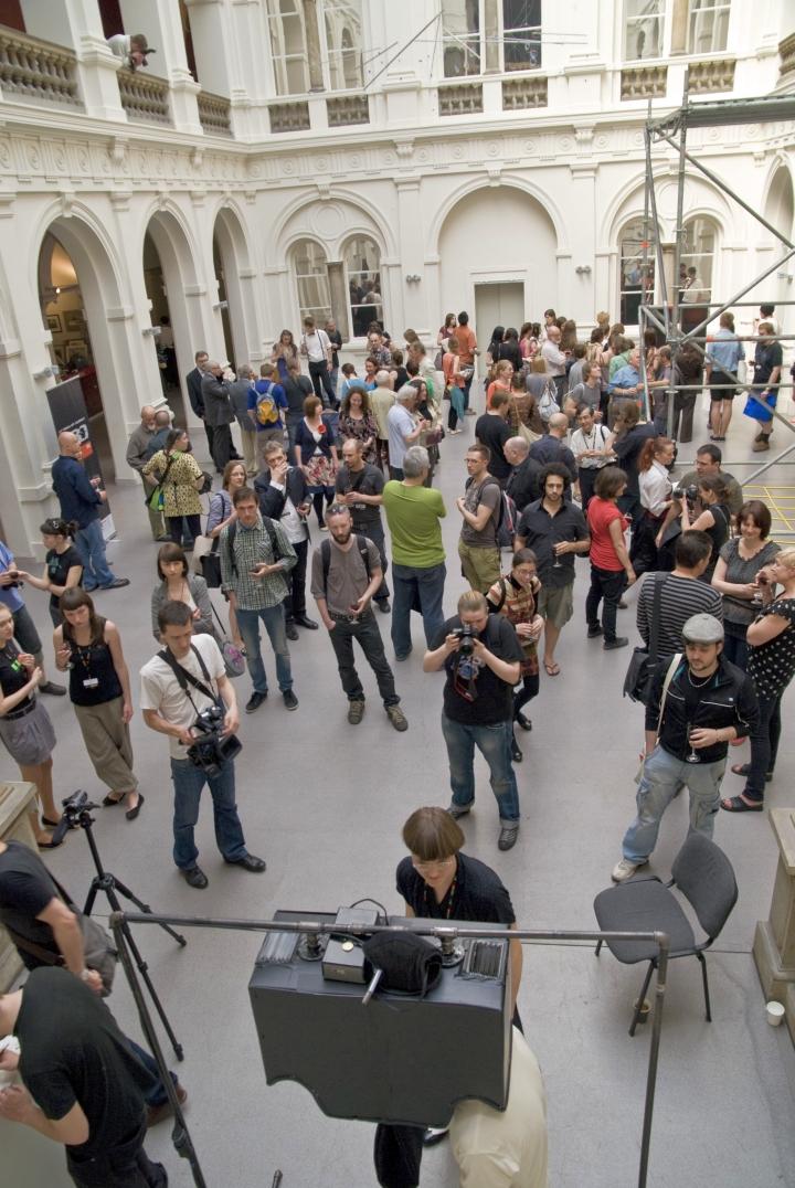 WRO 2011 Alternative Now, Muzeum Narodowe, widok wystawy, fot. Mirosław Emil Koch