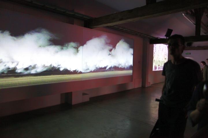 WRO 2011 Biennale, Moving Stories, Rainer Gamsjeager, WRO Art Center, photo by Katarzyna Pałetko