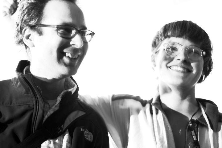 WRO 2011 Biennale winners, David Bowen and Megan Daalder, photo by Katarzyna Pałetko (9)