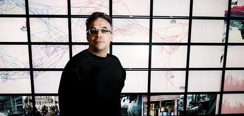 Lev Manovich (c) manovich.net