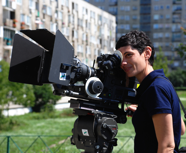Yael Bartana, fot: Daniel Meir, materiały udostępnione przez Galerię Zachęta