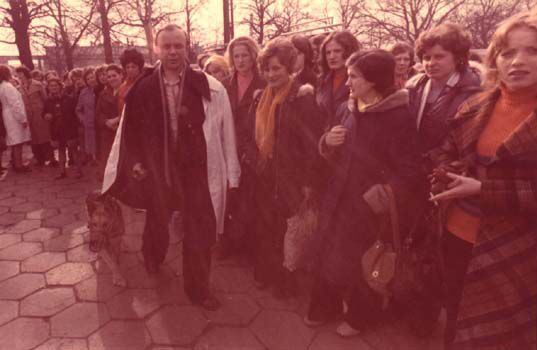 """Reż. Grzegorz Królikiewicz """"Wieczne pretensje"""", 1974 - kadr, materiał udostępniony przez organizatora"""