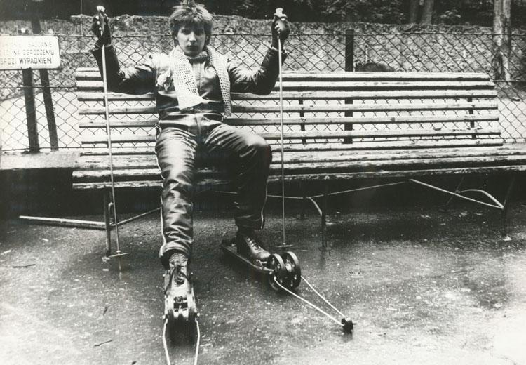 """Reż. Grzegorz Królikiewicz """"Zabicie ciotki"""", 1984 - kadr, materiał udostępniony przez organizatora"""