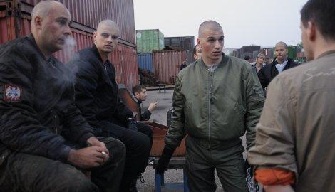 """Reż. Stevan Filipović """"Sisanje"""", 2010 - kadr, materiał udostępniony przez organizatora"""