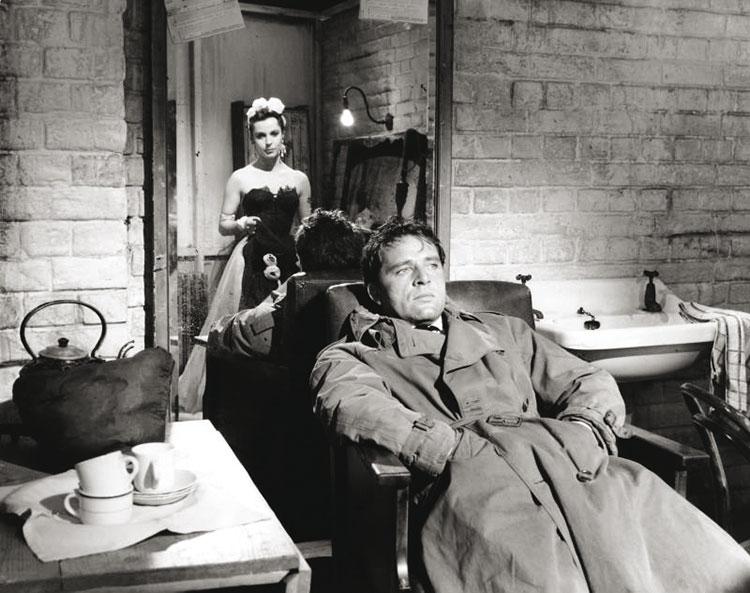 """Reż. Tony Richardson """"Miłość i gniew"""", 1959 - kadr, materiał udostępniony przez organizatora"""