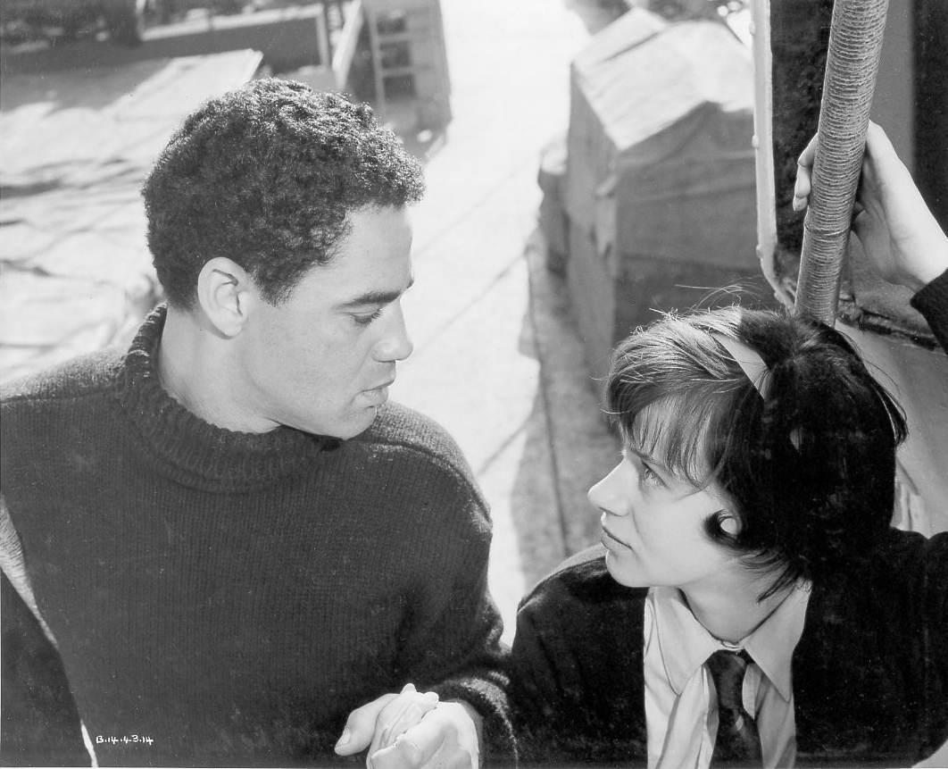 """Reż. Tony Richardson """"Smak miodu"""", 1961 - kadr, materiał udostępniony przez organizatora"""
