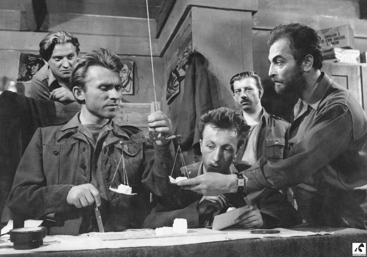 """Reż. Andrzej Munk """"Eroica"""", 1958 - kadr z filmu, materiał udostępniony przez organizatora"""