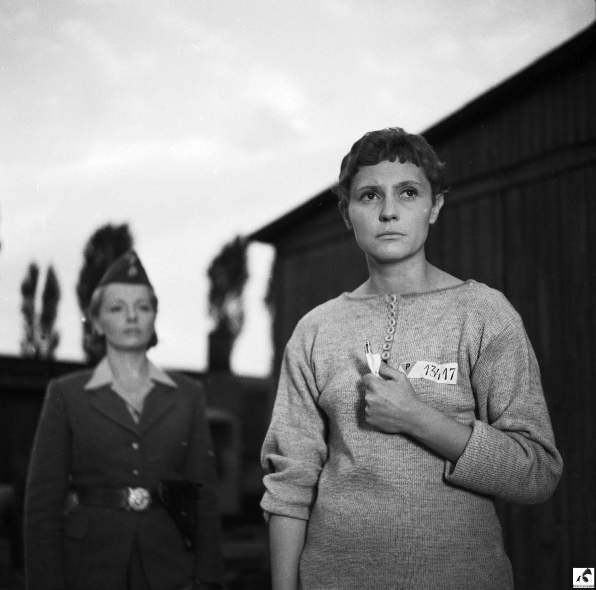 """Reż. Andrzej Munk """"Pasażerka"""", 1963 - kadr z filmu, materiał udostępniony przez organizatora"""
