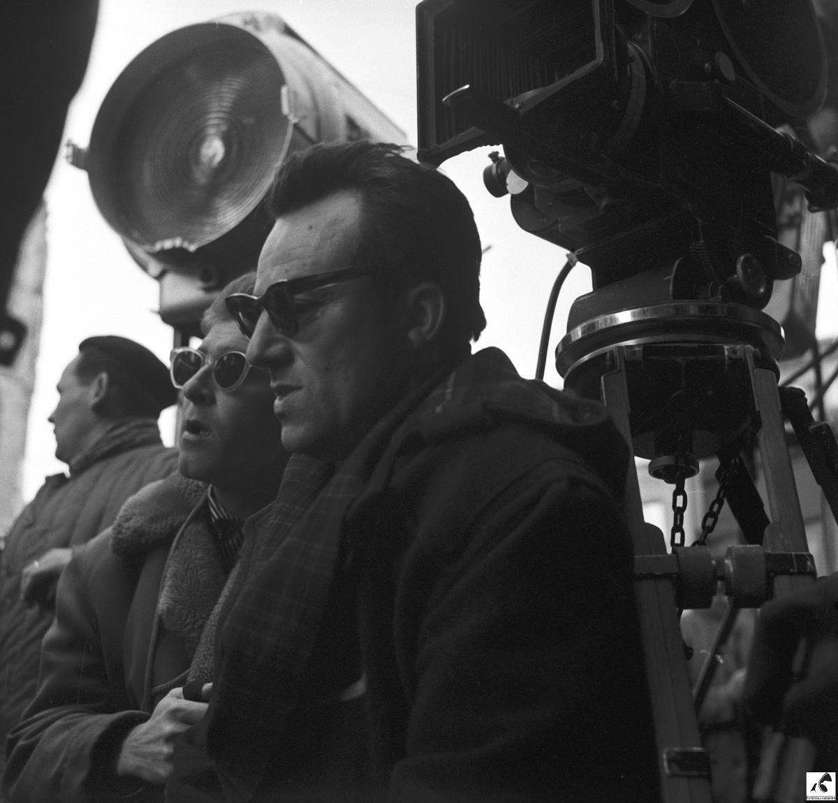 Andrzej Munk, fot. Studio Filmowe Oko, materiał udostępniony przez organizator