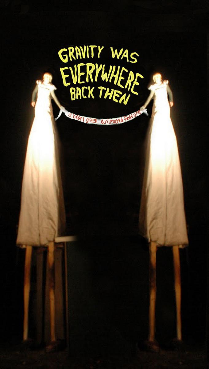 """Reż. Brent Green """"Grawitacja była wtedy wszędzie"""", 2010 - kadr z filmu, materiał udostępniony przez organizatora"""